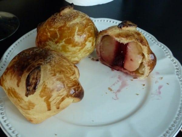 prajitura cu mere bretone cu aluat frantuzesc